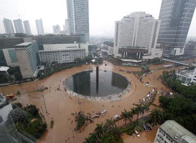 PU: Banjir 2013 Tak Sebesar 2007