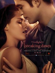 'The Twilight Saga Breaking Dawn Part 1' won MTV Movie of the Year