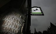Lloyds Sets Target For Women Executives