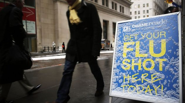Flu Outbreak Spreads Across US, Affects Young Adults (ABC News)