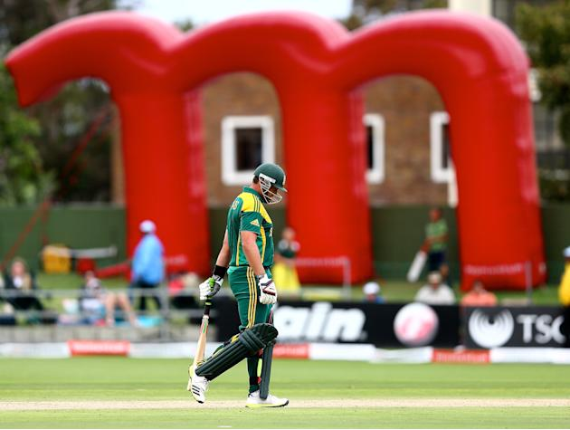 2nd One Day International: South Africa v Pakistan