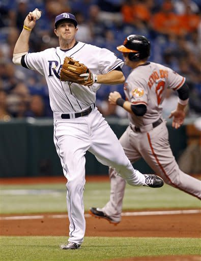 Matusz, Orioles beat Rays, stop 6-game losing skid