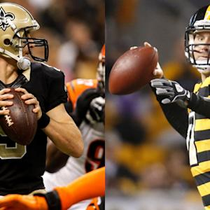 Saints at Steelers Preview