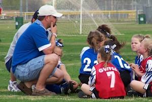 Positive Soccer Coaching: Five Dumb Things Coaches Do