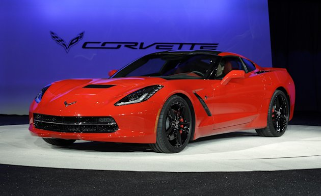 The 2014 Chevrolet Corvette …