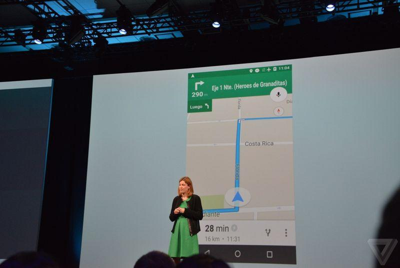 Google Maps will soon include offline search and navigation