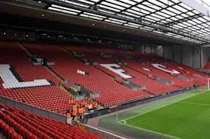 Liverpool unveils plan to redevelop Anfield