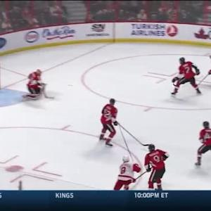 Craig Anderson Save on Danny DeKeyser (12:36/3rd)