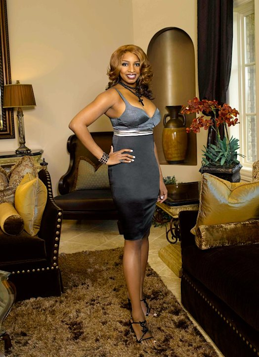 NeNe Leakes of The Real Housewives of Atlanta.