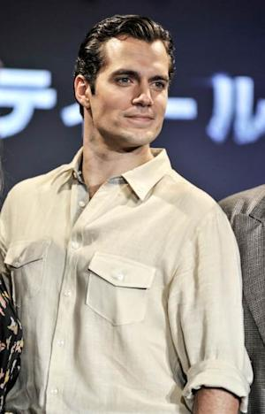 Henry Cavill attends the 'Man of Steel' press conference at the Grand Hyatt on August 22, 2013 in Tokyo, Japan -- Getty Images