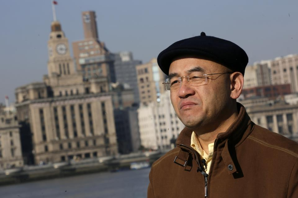 APNewsBreak: Chinese-American released from China