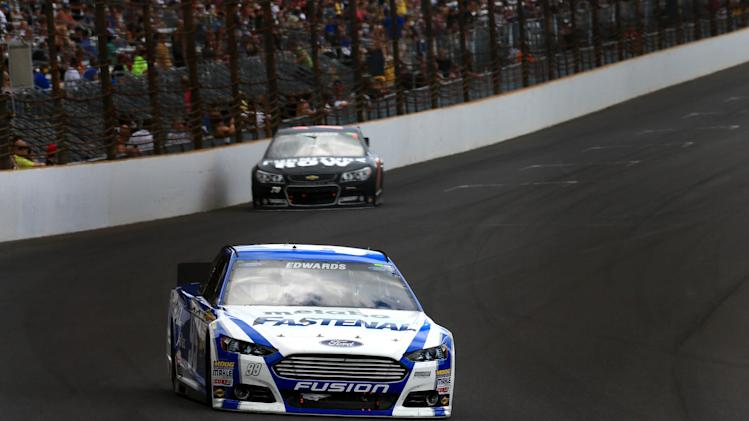 NASCAR: Samuel Deeds 400 at The Brickyard
