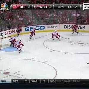 Red Wings at Capitals / Game Highlights