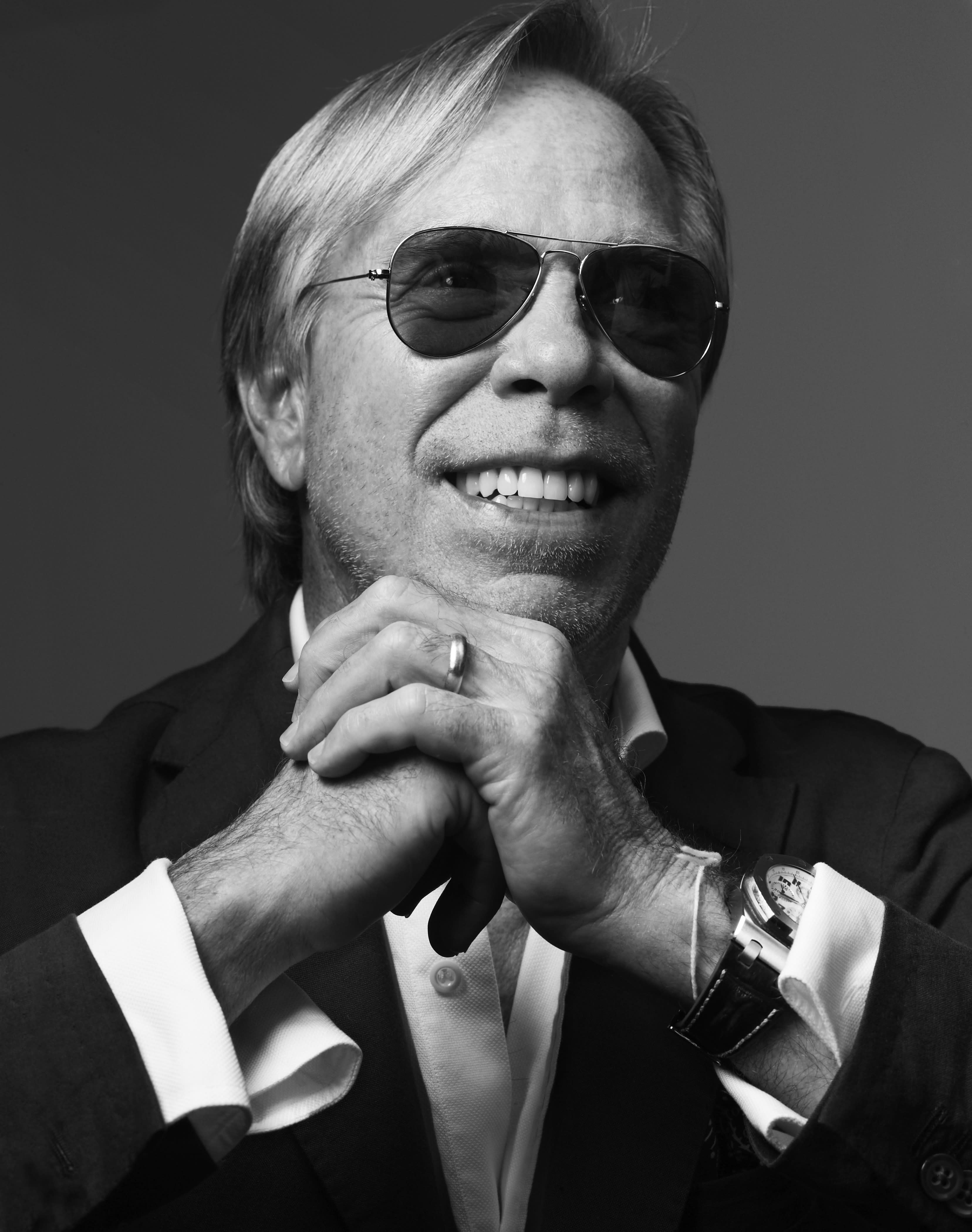 Tommy Hilfiger: 'My favorite style icons include Steve McQueen, Grace Kelly, James Dean'