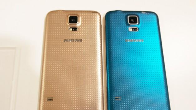 Samsung Galaxy S5: The Closest Look