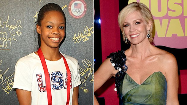Buzzmakers: Gabby Douglas & Jennie Garth