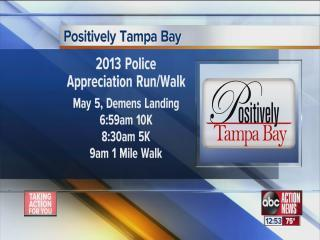 Positively Tampa Bay:  Partners for Life