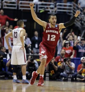 Guards help guide Wisconsin to Final Four