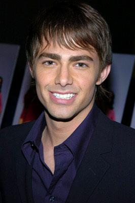 Jonathan Bennett at the New York premiere of Paramount's Mean Girls