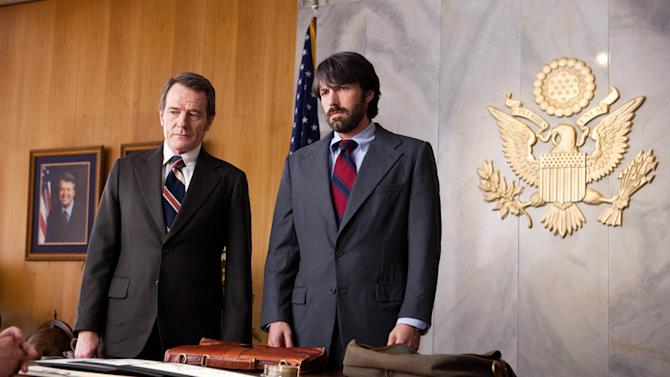 Underdog 'Argo' continues on charmed Oscar path