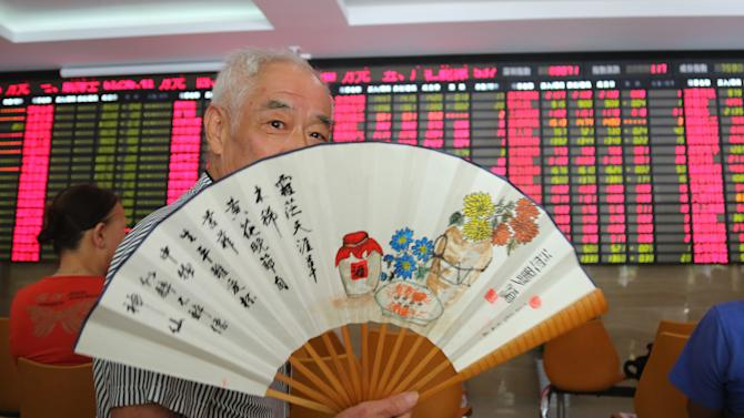 Asia stocks gain as earnings, China trade weighed