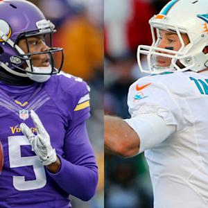 Vikings at Dolphins Preview