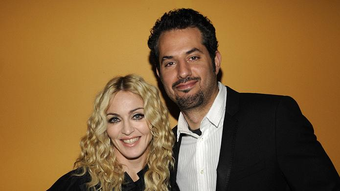 Filth and Wisdom NY premiere 2008 Madonna Guy Oseary