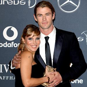 Chris Hemsworth Explains Newborn Daughter India's Name