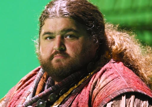 Jorge Garcia: Once Upon a Time's Angry Giant Is 'Almost Cartoonishly Unlike Hurley'