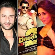 Saif Ali Khan Persuaded Kareena Kapoor To Do ?Dabangg 2? Item Song