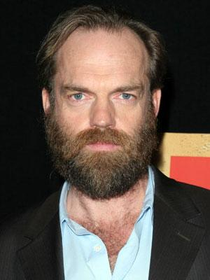 Hugo Weaving at the New York premiere of Warner Bros. Pictures' V for Vendetta
