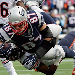 Precisely Played: Gronk spikes Chicago