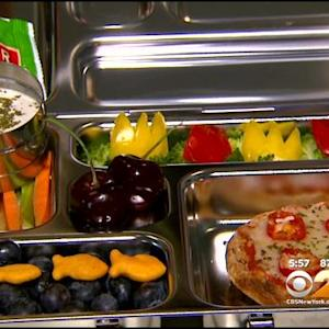 Fun Ways To Make School Lunches Healthy This Year