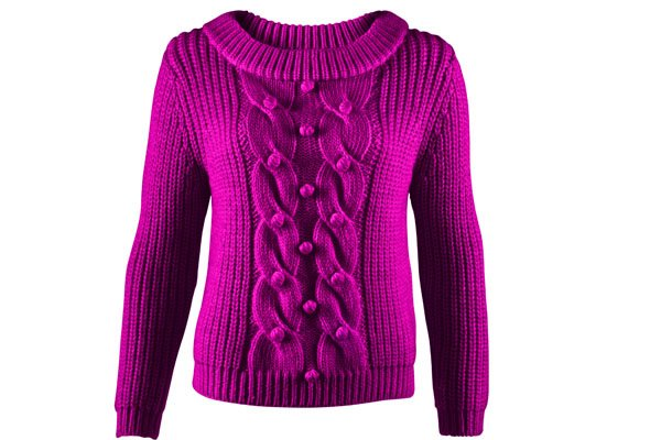 Matalan, Cable Knit jumper