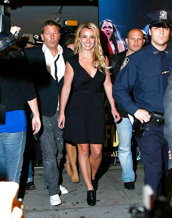 Spears Britney Brdwy Opng