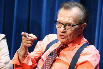 This cringe-inducing Larry King story shows what polite Islamophobia looks like
