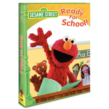 Best for Ages 3 to 6: Sesame Street - Ready for School!