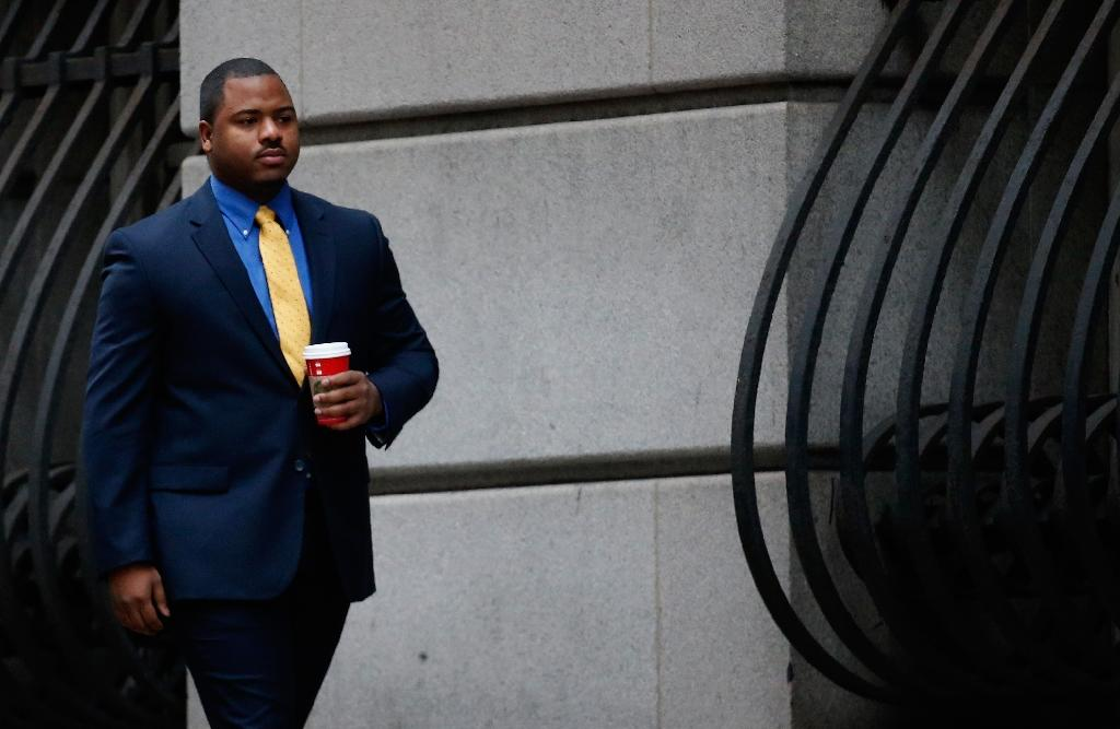 Baltimore police trial opens in Freddie Gray homicide