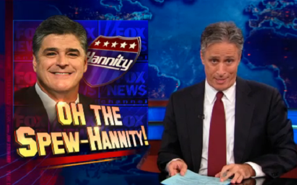 Jon Stewart Is Not impressed with Tucker Carlson's Race-Baiting