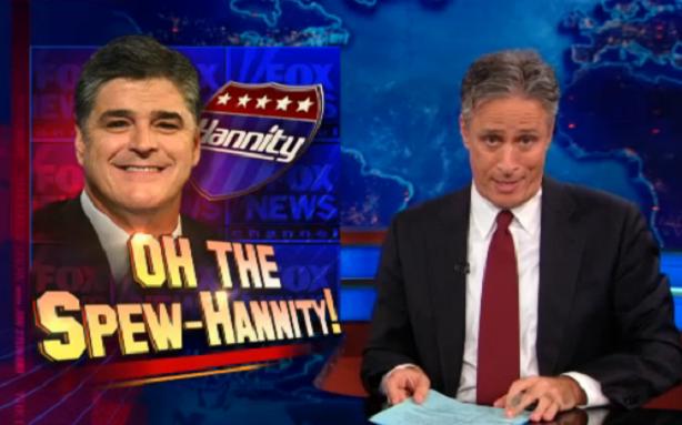 Jon Stewart Is Not impressed with Tucker Carlson's Race-Baiting