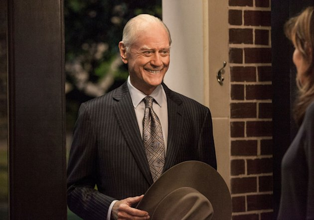 Larry Hagman in the &quot;Dallas&quot; Season 2 episode, &quot;Venomous Creatures.&quot;