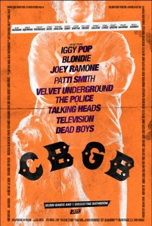 Alan Rickman Poses as Famed Club Owner on 'CBGB' Poster (Exclusive)