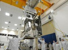 Ball Aerospace Completes Primary Structure for JPSS-1