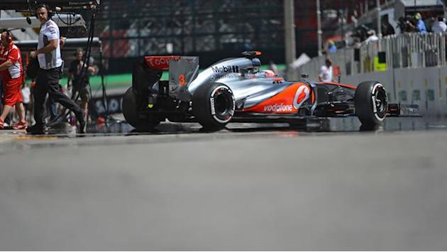 Formula 1 - Braziliand Grand Prix: Qualifying LIVE