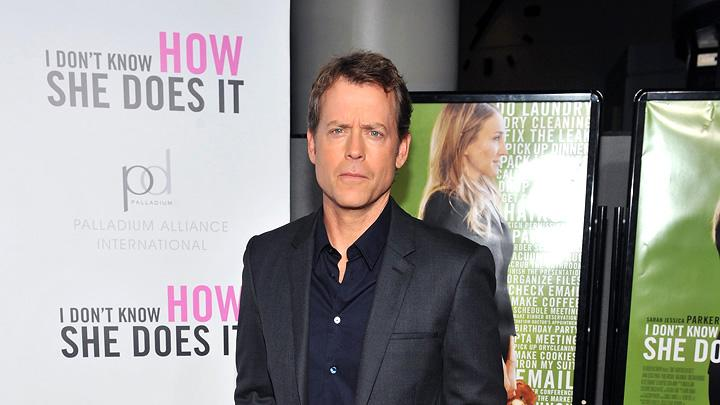 I Don't Know How She Does It NY Premiere 2011 Greg Kinnear