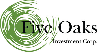 Five Oaks Investment Corp. logo.