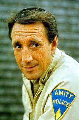Roy Scheider in Universal Pictures' Jaws