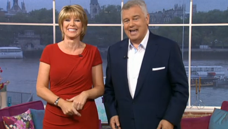 ITV's 'This Morning'