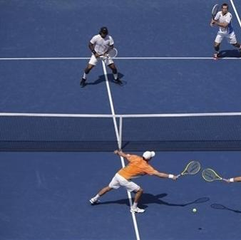 Bryan brothers win US Open, set Grand Slam record The Associated Press Getty Images Getty Images Getty Images Getty Images Getty Images Getty Images Getty Images