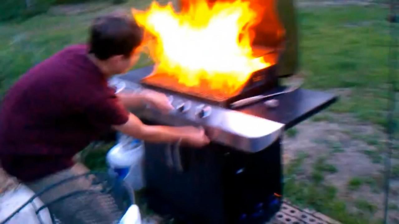 Beware Potential BBQ Threats Before You Start the Grill